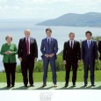 President Trump was isolated at the G7 summit held at the Hotel Fairmont Le Manoir in Quebec