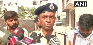 Shibesh Singh, local police chief in Delhi says the death occured at an accommodation in Uttam Nagar, New Delhi