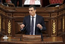 Socialist party leader Pedro Sanchez has been sworn in as prime minister of Spain