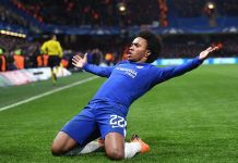 Chelsea will consider a new improved bid from Barcelona for Willian
