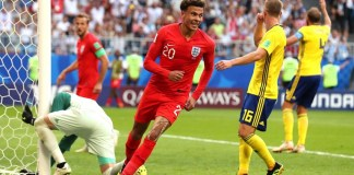 Dele Alli is the second youngest player to score a World Cup goal for England, behind only Michael Owen (18y 190d v Romania in 1998)