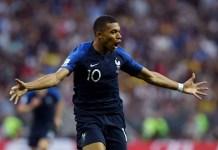 Kylian Mbappe scored a screamer as France beat Croatia 4-2 at the Luzhniki Stadium