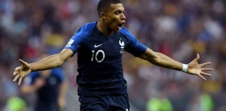 Kylian Mbappe scored a screamer as France beat Croatia 4-2 at the Luzhniki Stadium