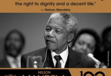 United Nations is celebrating the 100th anniversary of South African icon Nelson Mandela