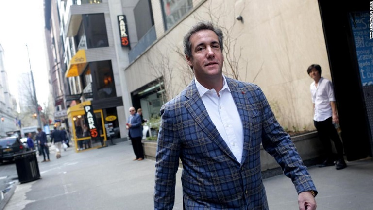Michael Cohen, once referred to as President Donald Trump's right hand man will serve 36 months in jail
