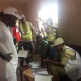 Professor Olusola Eleka have not been able to vote following the failure of the card reader to read his PVC
