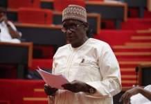 Senator Abu Ibrahim has urged Senator Saraki and Honourable Dogara to leave the APC or be expelled