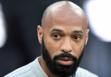Thierry Henry has failed to win a match since joining Monaco as manager