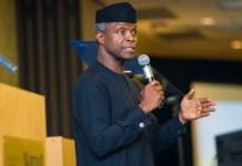 Vice President Yemi Osinbajo, SAN is celebrating Easter with Christians across Nigeria