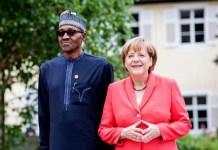 German chancellor Angela Merkel visits Nigeria on Thursday
