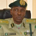 Ja'afaru Ahmed, Controller General, Nigerian Prisons Services
