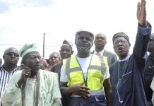 Lai Mohammed inspects ongoing rehabilitation in Oro, Kwara State