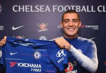 Mateo Kovacic unveiled at Chelsea