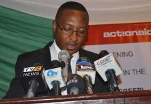 Obo Effanga, INEC Resident Electoral Commissioner in Rivers State