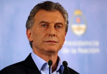President Mauricio Macri has asked for $50bn IMF loan to stabilise the Argentine economy