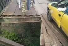 This bridge connects Ilorin to Kiama and falls under Kwara Central Senatorial Districts which Senate President Bukola Saraki represents
