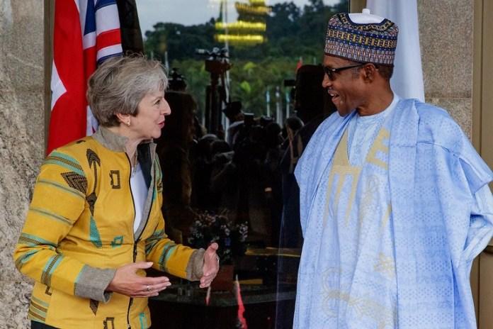 President Muhammadu Buhari has assured Prime Minister Theresa May of a credible 2019 election