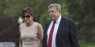 Melania Trump's parents Viktor and Amalija Knavs have both been granted US citizenship