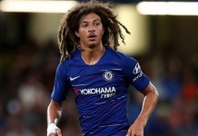Ethan Ampadu, 18, has featured for the senior team on a number of occasion