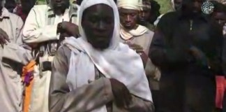 Ms Saifura Hussaini was abducted at Rann camp where she was working IDP