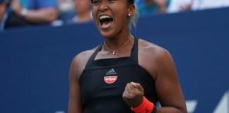 Naomi Osaka beat Serena Williams in straight sets to win first #USOpen
