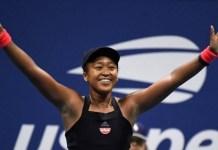 Naomi Osaka beat Madison Keys to reach the final of the #USOpen