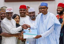 President Muhammadu Buhari will unveil his Presidential Campaign Council ahead of the 2019 election