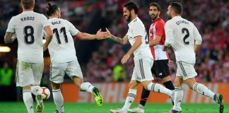 Second half substitute Isco rescued a point for Real Madrid against Athletic Bilbao