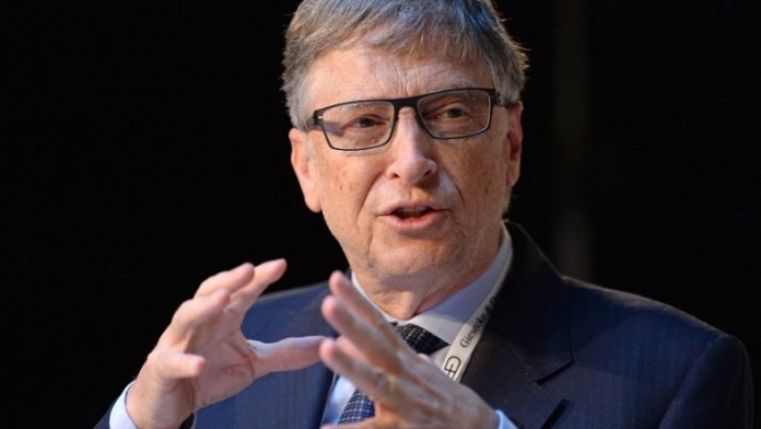 Bitcoin scammers also targeted Bill Gates