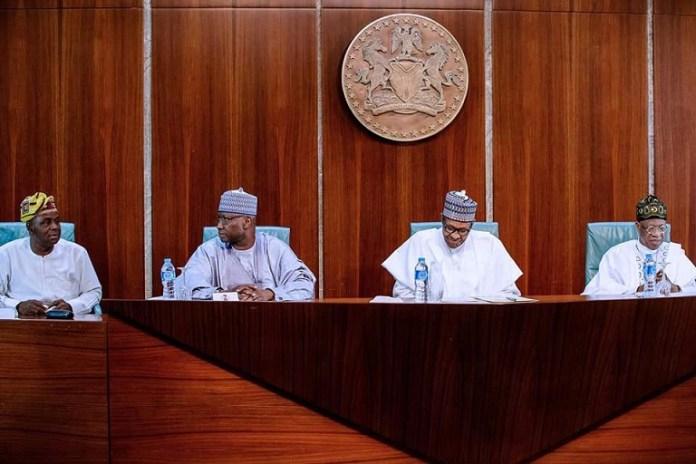 Abdulrahman Abdulrazaq met with President Muhammadu Buhari and assured him of victory in Kwara governorship election in 2019
