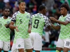 Odion Ighalo scored a brace as Nigeria beat Libya 3-2 in Tripoli