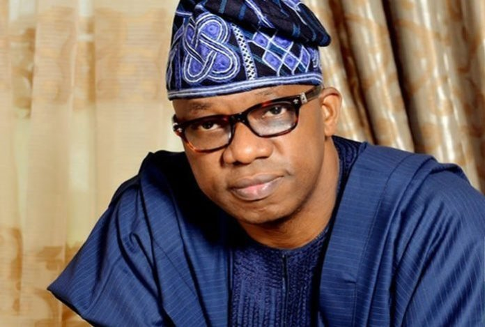 Prince Dapo Abiodun is Ogun governor-elect