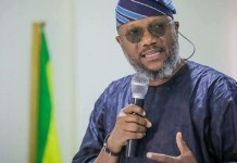 Adekunle Akinlade has rejected Ogun governorship election results