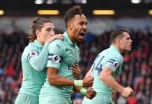 Arsenal have now gone 17 games unbeaten under Unai Emery