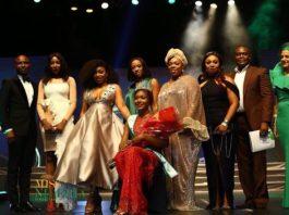 Chidinma Aaron has been crowned 2018 Miss Nigeria in Lagos