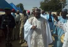 Honourable Abdullahi Umar Faruk has threatened a Tracka officer in Kebbi