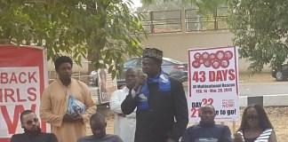 Hope Democratic Party presidential candidate Ambrose Owuru