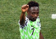 Nigeria has secured qualification to AFCON after a 1-1 with South Africa
