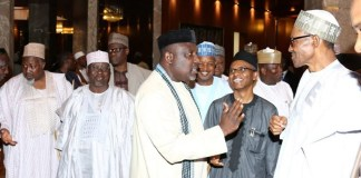 President Muhammadu Buhari will meet with governors over new minimum wage