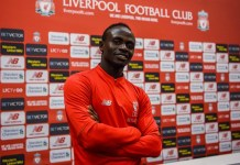 Sadio Mane says signing for Liverpool is best decision of his career
