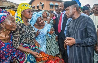 Vice President Yemi Osinbajo has stated that the Federal Government will establish Peoples Money Bank and Entrepreneurship Bank