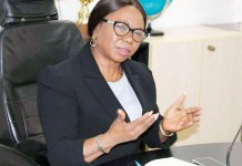 Acting Director-General of Securities and Exchange Commission (SEC) Ms Mary Uduk