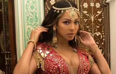 Beyonce slayed as she performed at a lavish Indian celebrity wedding