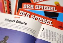 Der Spiegel said it was working to establish the full extent of the scandal