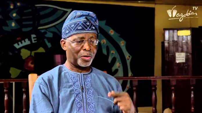 Dr Frederick Fasehun has died at the age of 83 after an illness