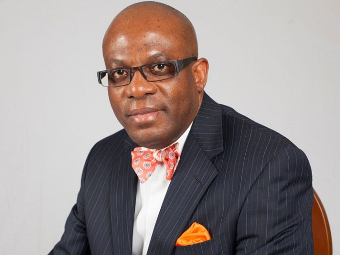 Paul Usoro was granted bail to the tune of N250 million but has now been re-arraigned