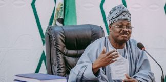 Senator Abiola Ajimobi named acting national chairman of APC