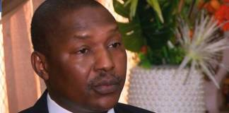 Minister for Justice and Attorney-General Abubakar Malami EFCC