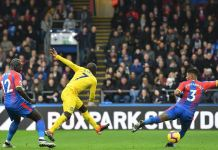 N'Golo Kante scored a sublime goal as Chelsea beat Crystal Palace