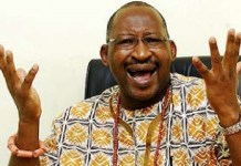 Patrick Obahiagbon has been adopted by 13 political parties to contest Edo South Senatorial seat